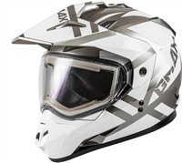 GMax 11S Trapper Snow Helmet W/ Electric Shield