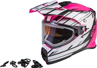 GMax AT21 S Adventure Snow Helmet w/ Electric Shield