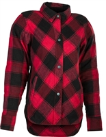 Highway 21 Rogue Motorcycle Flannel