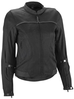 Highway 21 Womens Aira Motorcycle Vented Jacket