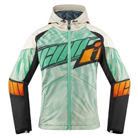 Icon Womens Merc Azul Aqua Jacket