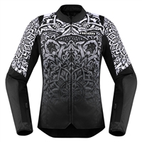 Icon Womens Overlord SB2 Mandala Jacket