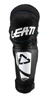 Leatt 3DF Junior Hybrid Extended Knee/Shin Guards