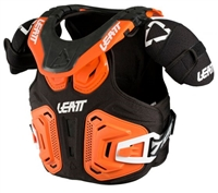 Leatt Fusion 2.0 Junior guard and brace combo