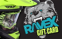 Rave X 100 Gift Card