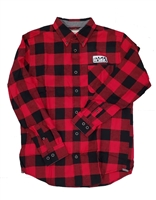 Rave X Mens flannel