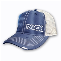 Rave X Washed Hat