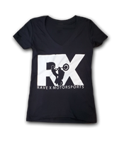 Rave X Womens Dyna Tee