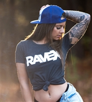 Rave X Womens Fill Tee