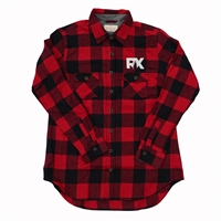 Rave X Womens Flannel