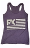 Rave X Womens RX Flag Tank