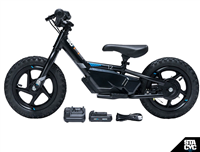 "STACYC 12"" EDRIVE BALANCE BIKE"