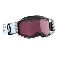Scott Prospect Snow Cross Black/White/Rose Goggle