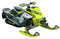 Skidoo XRS Toy Snowmobile 1:20 Scale