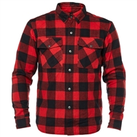 Speed and Strength Dropout Armored Flannel