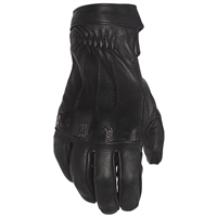 Speed and Strength Onyx Leather Womens Glove