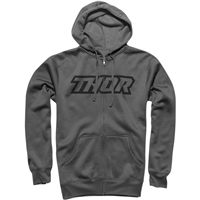 Thor Clutch Grey Zip Up
