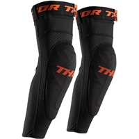 Thor Comp XP Black Elbow Guard