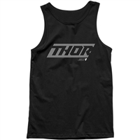 Thor Lined Black Tank