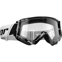 Thor Youth Combat Web Black Goggle