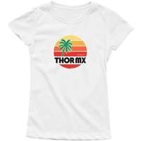 Thor Youth Girl's California Dreamin Tee