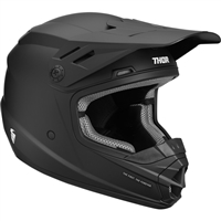 Thor Youth Sector Black Helmet