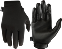 Thrashin Stealth Gloves Leather Palm