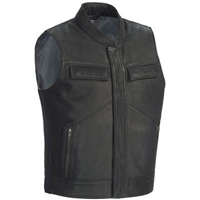 Tourmaster Renegade Leather Vest