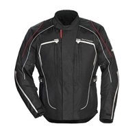 Tourmaster Women's Advanced Black Jacket
