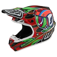 Troy Lee Designs SE4 Carbon Eyeball Helmet