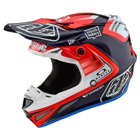 Troy Lee Designs SE4 Carbon Flash Helmet