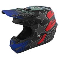 Troy Lee Designs SE4 Composite Liberty Helmet