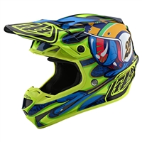 Troy Lee Designs SE4 Composite Eyeball Helmet