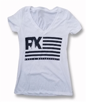 Womens Flag Icon Tee