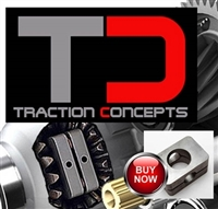 Traction Concepts Saab 9-3 FM55-507 LSD Diff Kit
