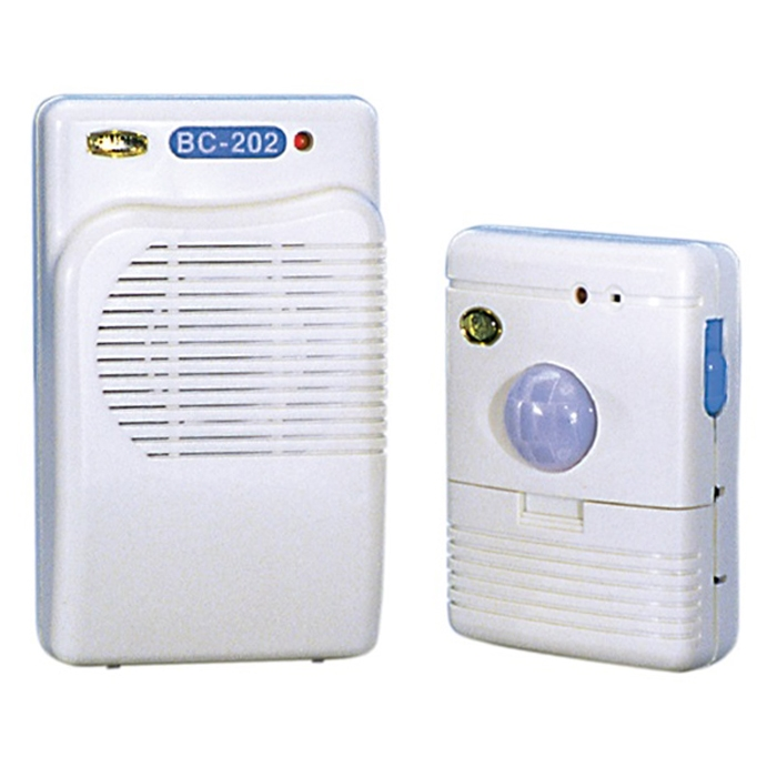Motion Detector with Remote Alarm | Alzheimer\'s and Dementia ...