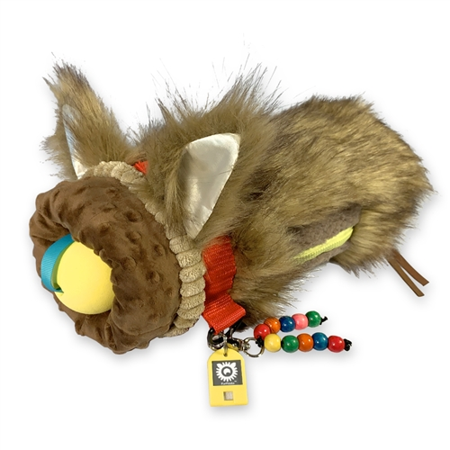 furry fiddle twiddle hand muffs for alzheimers, autism and dementia pet therapy