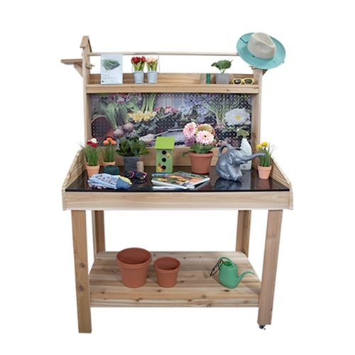 Hobby Garden Work and Life Station for Alzheimer's and Dementia