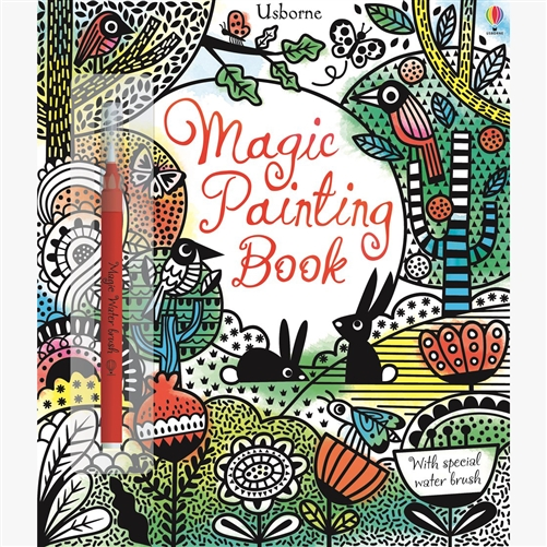 magic painting book for Alzheimer's, dementia, stroke, Autism and seniors with Arthritis