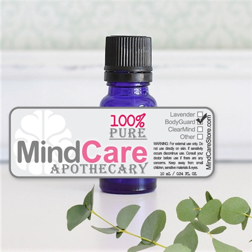 Aromatherapy essential oils for kids w/ Autism or seniors with dementia & Alzheimer's