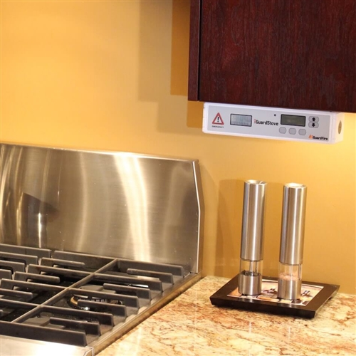 automatic stove shut off device for seniors with Alzheimer's or dementia