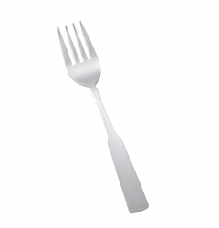 Winco Houston Salad Fork, Heavy Weight, (0025-06)