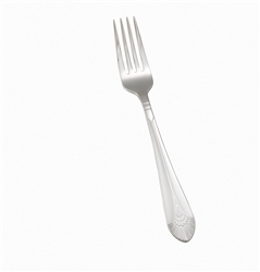 Winco Peacock Dinner Fork, Extra Heavy, (0031-05)