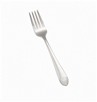 Winco Peacock Salad Fork, Extra Heavy, (0031-06)
