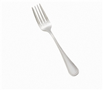 Winco Deluxe Pearl Salad Fork, Extra Heavy, (0036-06)