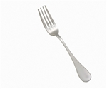 Winco Venice Dinner Fork, Extra Heavy, (0037-05)