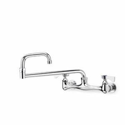 "Krowne Metal Heavy Duty Faucet, 18"" Long, (12-818L)"