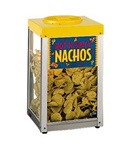 "Star 15NCPW Nacho Chip Popcorn Warmer and Merchandiser - 15"" Width, 10-Lb Capacity"