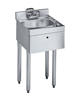 Krowne Underbar 1-Compartment Hand Sink - 18-18ST