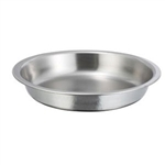 Winco 203-FP Food Pan for Winco Round Chafer